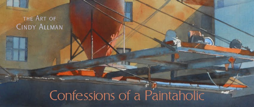 Confessions of a Paintaholic