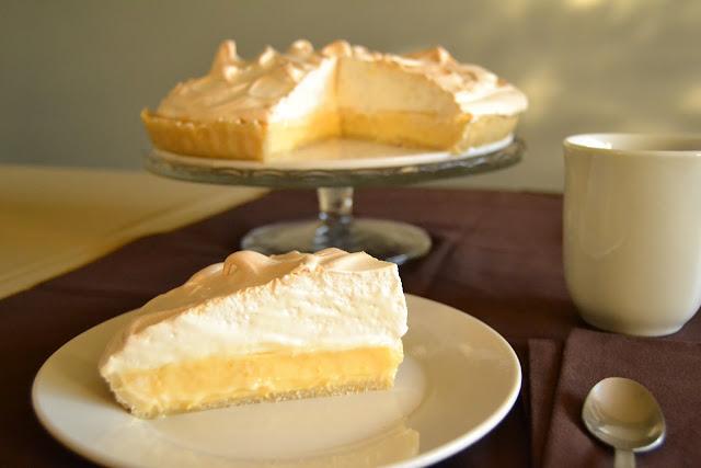 Hummingbird Bakery Lemon Cake Recipe