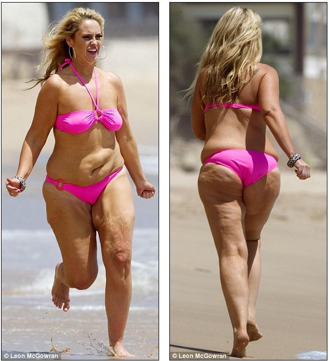Josie Gibson Nude