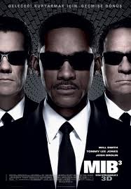 Siyah Giyen Adamlar 3 Türkçe Dublaj izle