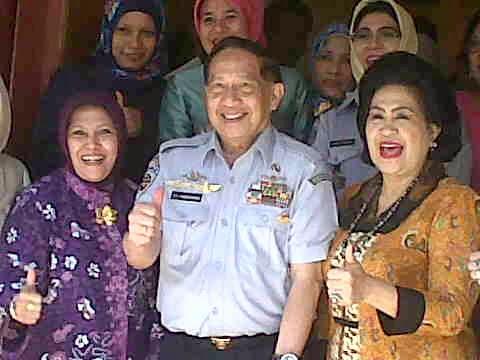 With Menteri Perhubungan