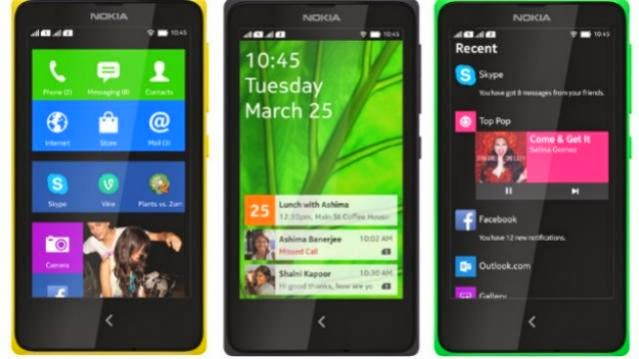 Nokia Android phone Model X10 Price