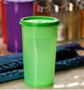 Pepperfry: Buy Tupperware 1 Pc Rainbow Tumbler 340 ml at Rs.69