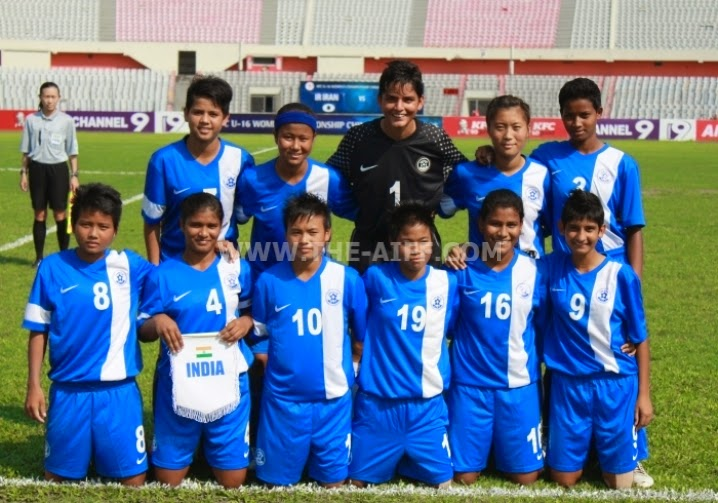 AFC U-16 Womens championship