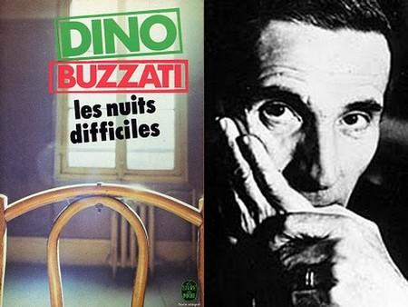 Dino Buzzati - Les Nuits Difficiles