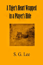 A Tiger's Heart Wrapped in a Player's Hide ( Book 2 of The Stone Chronicles) now available