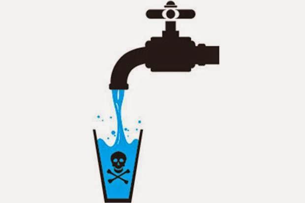 air paip yg tidak sihat