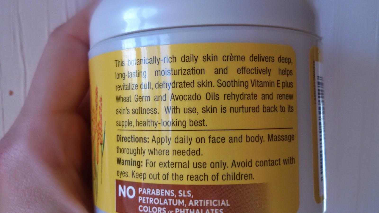 Jason Revitalising Vitamin E 5000 Moisturising Creme: описание