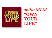 "Spilla ""Own your life"""