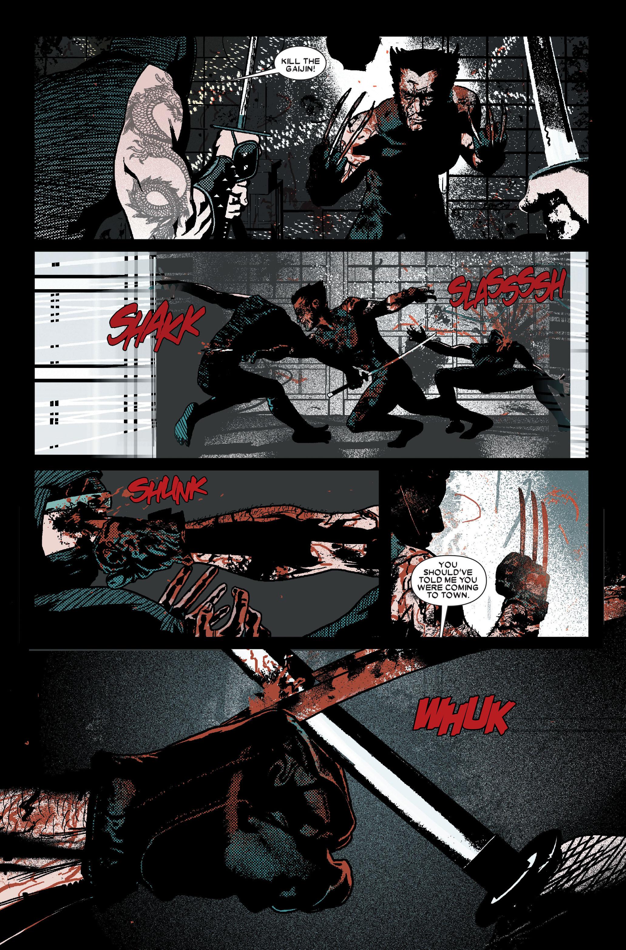 Wolverine: Weapon X #10 #7 - English 6