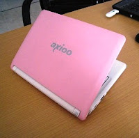 netbook second axioo