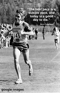 prefontaine suicide pace