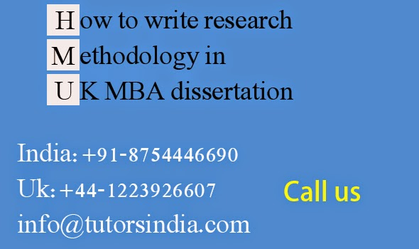 Methods in research methodology