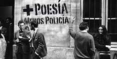 más poesía menos policía