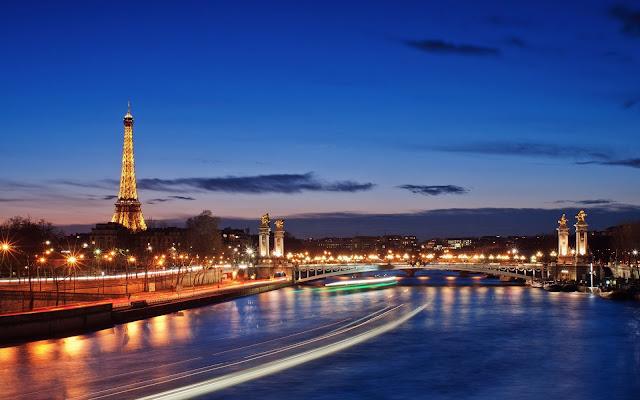 ve may bay di phap - Một góc tuyệt mỹ ở Pháp