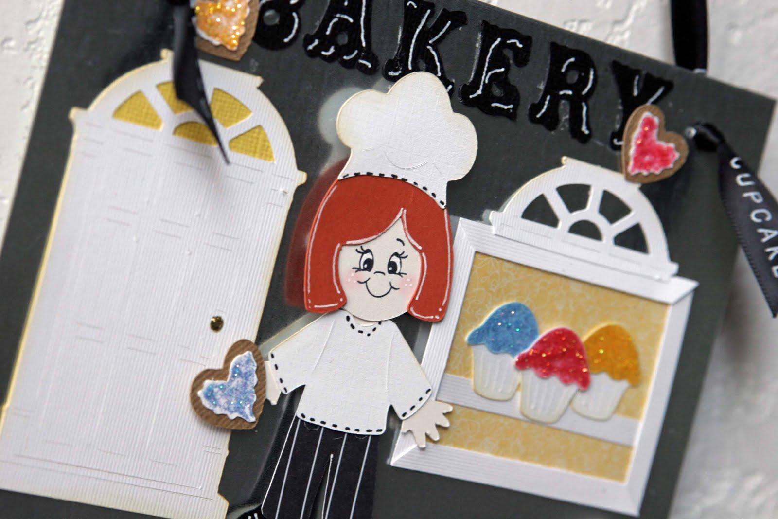 doll, cupcakes, cookies