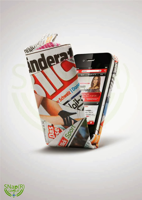 Blick Apps Mobile Covers