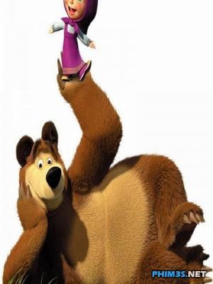 Cô Bé Siêu Quậy Và Chú Gấu...-Masha and the Bear