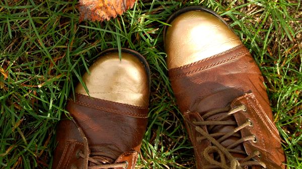 Decoracion para botas militares moda