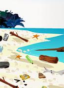 Пляж Уборка - Онлайн игра для девочек
