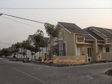Blok perumahan Taman Wisata Regency