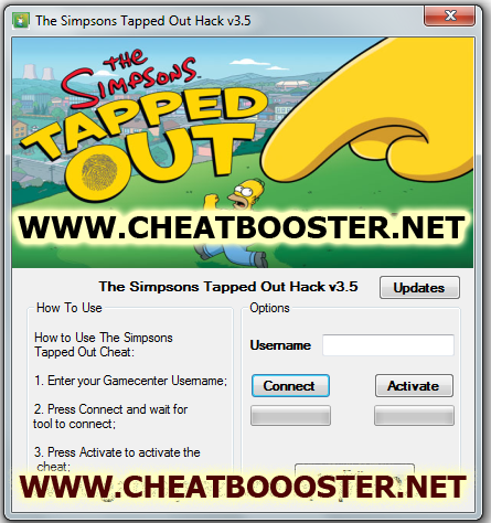 The Simpsons Tapped Out Cheats No Jailbreak