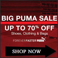 Buy Online Puma Men's Clothing Minimum 65% off
