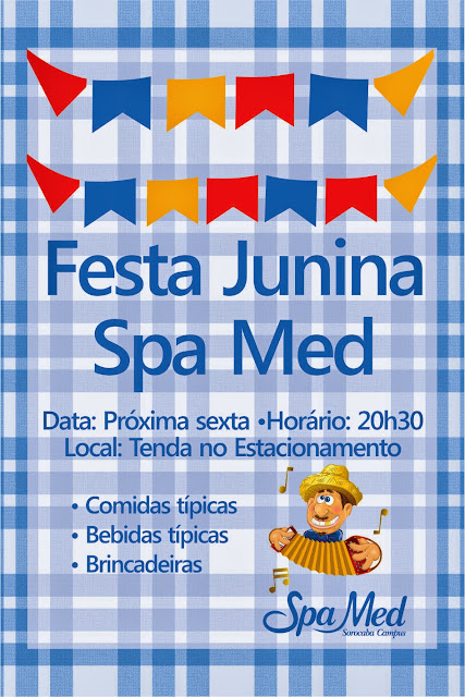 Festa Junina Spa Med