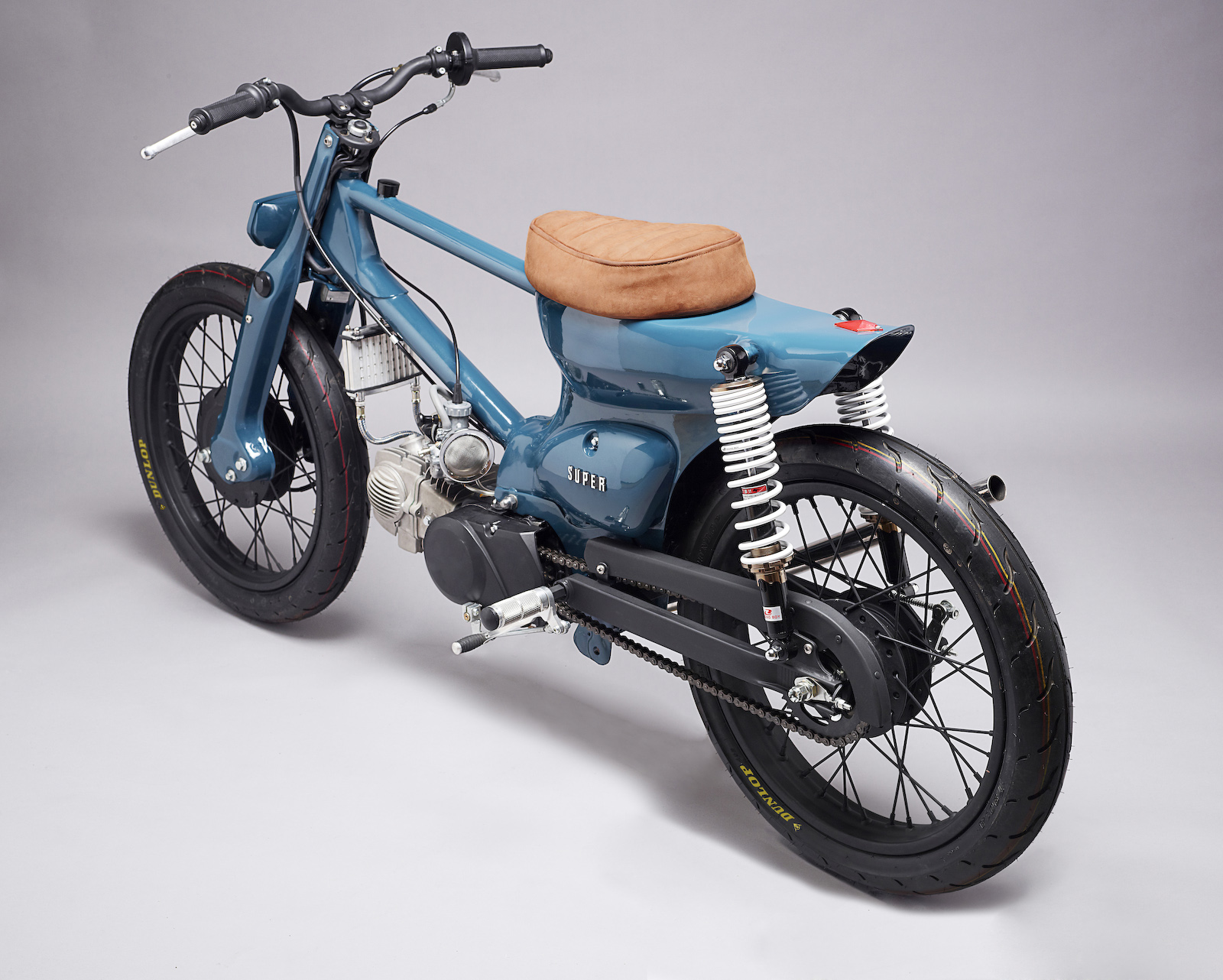 takeyoshi images honda super cub custom. Black Bedroom Furniture Sets. Home Design Ideas
