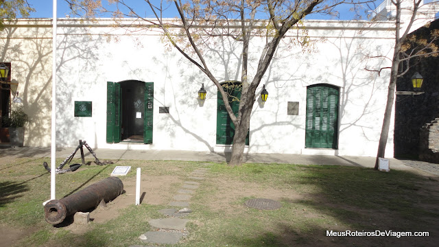 Museo Naval - Colonia del Sacramento, Uruguai