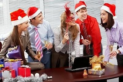 negocios en navidad