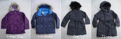 Kids' Coat Challenge