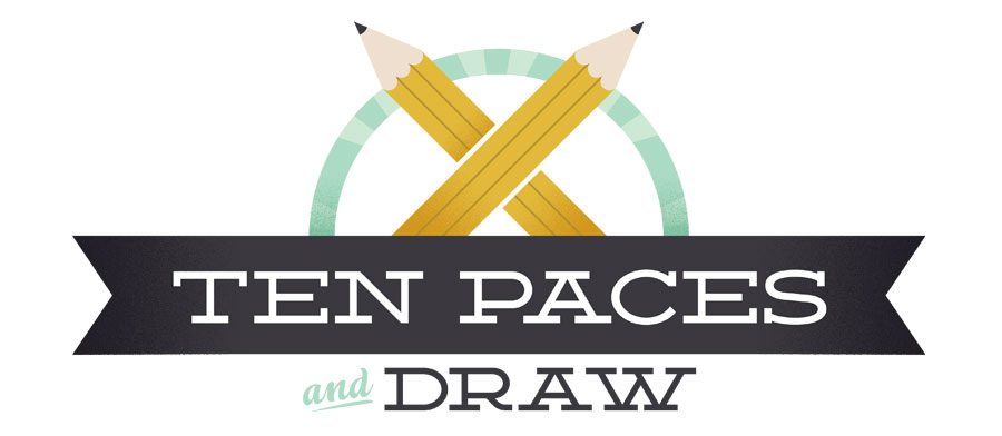 Ten Paces and Draw