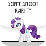 Dont Shoot Rarity