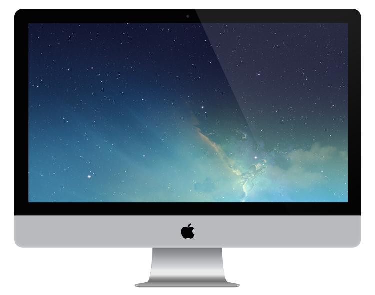Nebula IOS Background