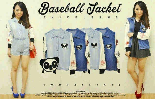jaket baseball, jaket wanita lucu,, model jaket wanita