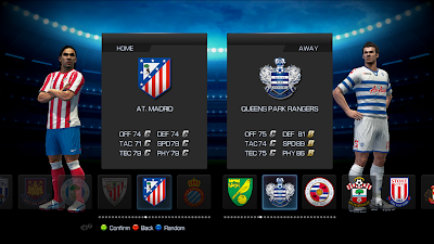 PES2013 demo   Unlock 154 teams patch (09/09)
