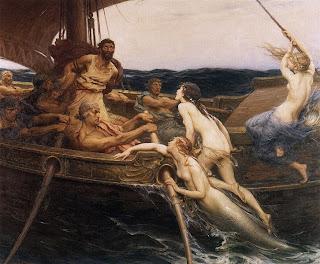 foto gambar putri duyung menggoda pelaut