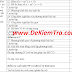 Khung phân phối chương trình Toán 9 giảm tải (Đại số, Hình học)