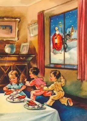 Joyeuse Saint Nicolas à tous les enfants sages !