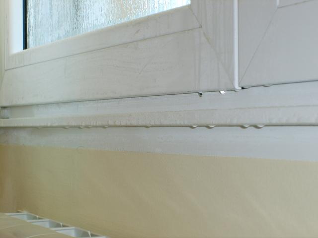Las ventanas de casa la condensaci n - Como evitar la condensacion en casa ...