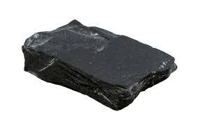 Ardesia varietà di roccia argillosa utilizzata nel settore edile per costruzione di tetti, pavimenti, scale ecc