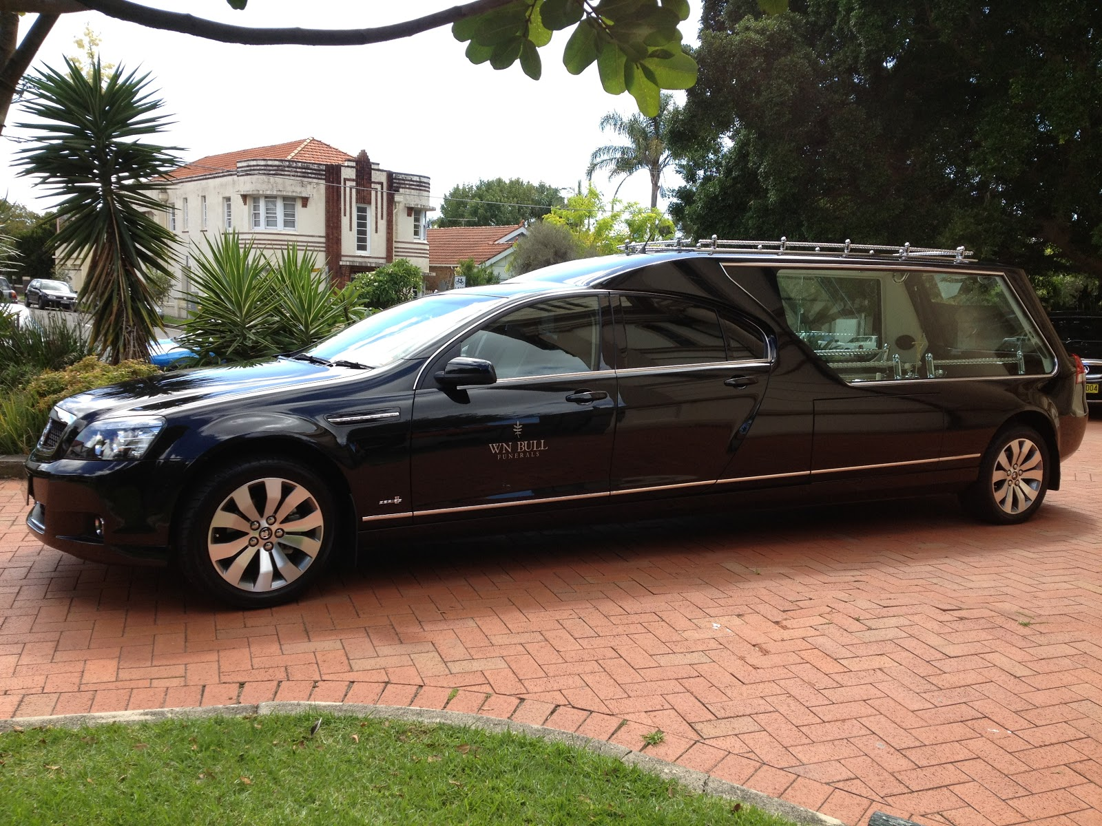 Different Types Of Lexus Cars >> The Other Side Of Funerals: Working Funerals - The Hearse Revealed