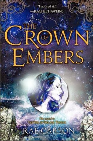 The Crown of Embers Rae Carson