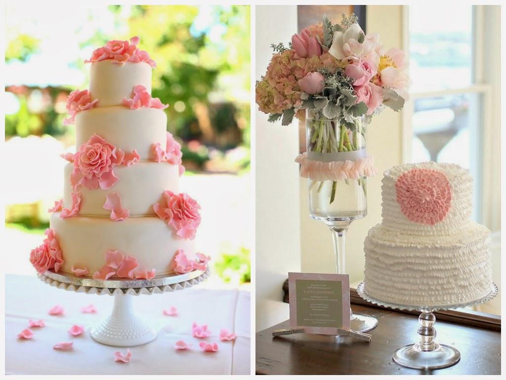 decoracao rosa branco e verde ? Doitri.com