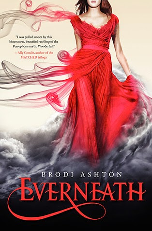 Everneath on Goodreads