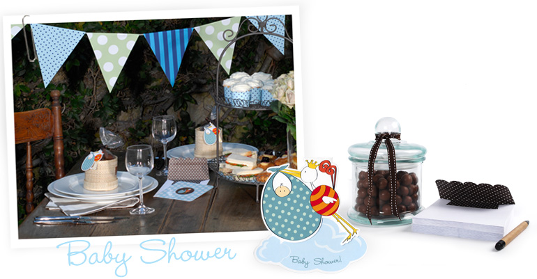Decorations Ideas For Baby Shower
