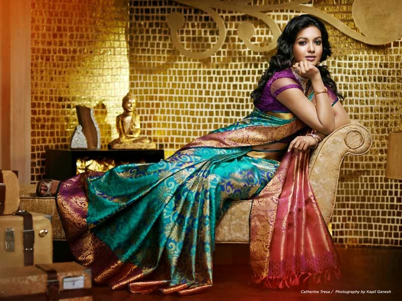 South Indian Wedding Saree Collection