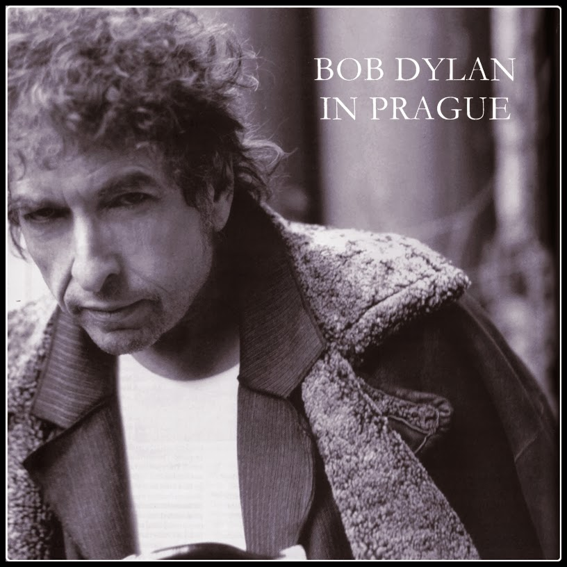 Cover Bob Dylan in Prague