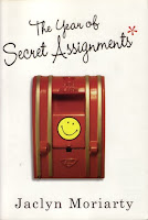 https://www.goodreads.com/book/show/1102040.The_Year_of_Secret_Assignments